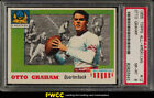 1955 Topps All-American Otto Graham #12 PSA 8 NM-MT (PWCC)