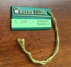 Rolex TAG genuine Submariner NoDate ND no date 14060 Oyster Swimpruf Swimproof