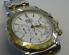 Zenith Rainbow 53-0360-400 SS/Gold Automatic With Box Instructions Appraisal
