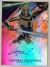 2018 Topps Finest Star Wars Trading Cards 11