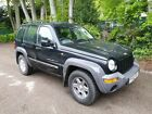 LARGER PHOTOS: jeep cherokee 2.5 diesel Feb mot 2020 drives well 2002