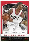 Damian Lillard Rookie Cards Checklist and Guide 41
