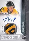 TOREY KRUG The CUP RC 249 Auto SHOULDER LOGO PATCH Autograph Rookie UD 2012-13