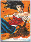 Original Comic Art Giveaway in 2012 Cryptozoic DC Comics The New 52 20