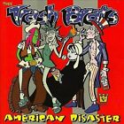 TRASH BRATS American Disaster CD New York Dolls Ramones SEALED