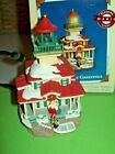 Hallmark Lighthouse Greetings Building 2002 Magic 6th in Series Tested Ornament