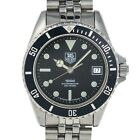 TAG Heuer 1000 Professional Diver 200M Quartz 38mm Stainless Steel Watch AS IS