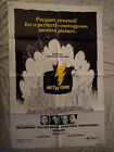 Network 1976 Original US One Sheet Movie Poster  Good Condition Great Price