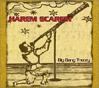 HAREM SCAREM Big Bang Theory + 1 JAPAN CD Blind Vengeance Rubber First Signal