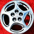 EXCHANGE SET OF 4 NEW CHROME WHEELS FOR NISSAN 300ZX 2+2 OEM 16 240SX 62501