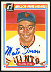 Top 10 Baseball Cards to Remember Monte Irvin 18