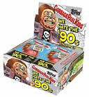 Garbage Pail Kids 2019 We Hate the '90s Sticker Cards Box [Hobby Series 1]