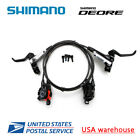 SHIMANO DEORE BR BL M615 Bike MTB Hydraulic Disc Brake Set Front and Rear OE