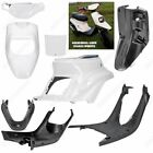 Set Fairing Carene Original Line MBK Booster Spirit 50 2T 91>03 White- Black 8P