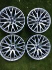 Ford Mustang GT Performance Pack Wheels Fronts 19x9 Rears 19x95