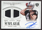 2014 Panini National Treasures Football Rookie Patch Autographs Gallery 45