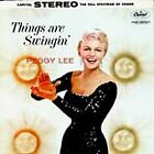 Things Are Swingin' [Bonus Tracks] by Peggy Lee (Vocals) (CD, Apr-2004, Blue...