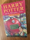Harry Potter Pb Book PhilosopherS Stone First Edition 45th Print Joanne Rowling
