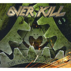OVERKILL. THE GRINDING WHEEL. CD DIGIPACK.  - NEW & SEALED