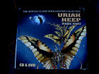 Slip Double: Uriah Heep : Magic Night CD & DVD Live 2003 : John Lawton : Sealed
