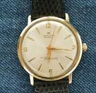 Vintage Hamilton Masterpiece Thin-O-Matic Watch 10k Gold Filled with Box 1969/70