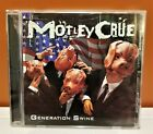 MOTLEY CRUE GENERATION SWINE 1997 ELEKTRA RECORDS CD FREE S&H!