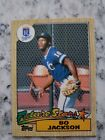 Bo Jackson Rookie Cards and Memorabilia Guide 27