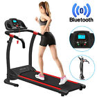 Bluetooth Pro Treadmill Electric Folding Running Machine 12 Programs Exercise