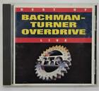 Best of Bachman-Turner Overdrive Live CD MINT