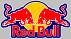 Red Bull Decal Sticker Choose Size 3m Air Release Buy 3 Get 1 Free