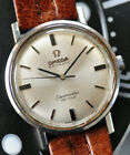 Vintage Automatic Omega Seamaster De Ville Watch Rare 31mm Stainless Steel Case