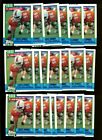 1990 TOPPS #334 CORTEZ KENNEDY RC LOT OF 21 MINT F180114