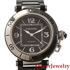 Cartier Pasha Seatimer 2790 Stainless Steel 40mm Automatic Date Men's Watch NR