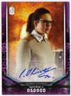 2017 Topps Doctor Who Signature Series Trading Cards 9
