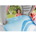 Kids Surf N Slide Inflatable Water Park Pool Play Backyard Outdoor Fun Toy Aqua