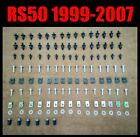 Fairing Bodywork Kit Bolts Screws For Fit Aprilia RS50 1999-2007