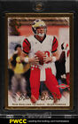 2000 Pacific Private Stock Gold Tom Brady ROOKIE RC 181 #128 (PWCC)