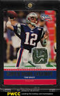 2011 Topps Super Bowl XXXVI Legends Tom Brady PATCH 100 #SBVR-XXXVI (PWCC)