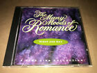 The Many Moods Of Romance Night And Day Life Music CD Ella Fitzgerald Bennett