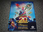FULL SET OF MORRISONS - DISNEY - DISNEYLAND PARIS 20TH ANNIVERSARY COLLECTION