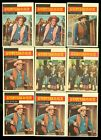 1958 Topps TV Westerns Trading Cards 8