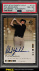 2002 SP Authentic Golf Limited Phil Mickelson AUTO 100 #110 PSA 8 NM-MT (PWCC)