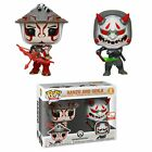 Funko Pop Game! Overwatch Hanzo & Genji 2-Pack E3 2019 Limited Edition Exclusive