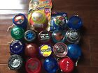 LOT OF DUNCAN BUTTERFLY IMPERIAL FAST 201 PROYO COSMIC SPIN PRO PLAY PS4 YOYOS