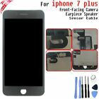 Assembly Black+Speaker Screen For iPhone 7+55 LCD Touch Replacement