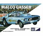 MPC Ohio George Malco Gasser 1967 Mustang Funny Car 1/25 Scale Model Kit
