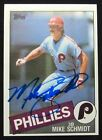 Mike Schmidt Cards, Rookie Cards and Autographed Memorabilia Guide 39