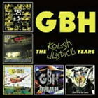 GBH-THE ROUGH JUSTICE YEARS-JAPAN 5 CD M52
