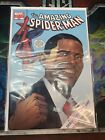 AMAZING SPIDER MAN 583 1ST PRINT SPECIAL OBAMA VARIANT COVER