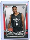 Russell Westbrook Cards, Rookie Cards and Autographed Memorabilia Guide 12